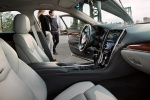 Picture of 2018 Cadillac ATS Sedan Front Seats