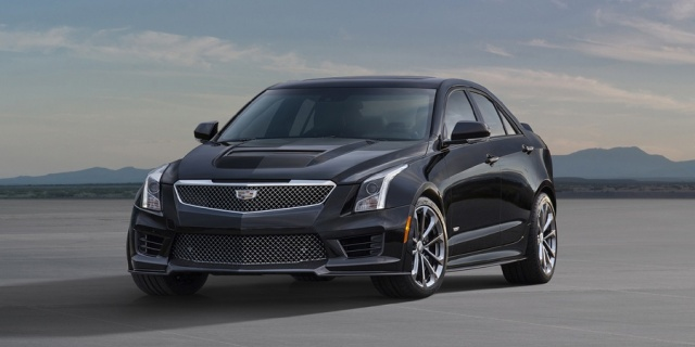 2018 Cadillac ATS Pictures