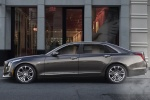 2016 Cadillac CT6 3.0TT AWD Sedan in Graphite Metallic - Static Side View