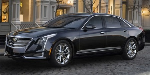2016 Cadillac CT6 Reviews / Specs / Pictures / Prices