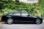 2018 Cadillac CT6 2.0E Plug-In Hybrid in Stellar Black Metallic - Static Side View