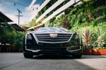 2018 Cadillac CT6 2.0E Plug-In Hybrid in Stellar Black Metallic - Static Frontal View