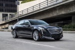 2018 Cadillac CT6 3.0TT AWD Sedan in Dark Adriatic Blue Metallic - Driving Front Right Three-quarter View