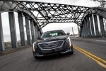 2018 Cadillac CT6 3.0TT AWD Sedan in Dark Adriatic Blue Metallic - Driving Frontal View