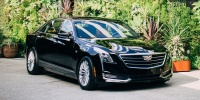 2018 Cadillac CT6 Premium Luxury, Platinum, Plug-In Hybrid, V6 Turbo AWD Review