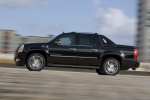 2010 Cadillac Escalade EXT in Black Raven - Driving Side View