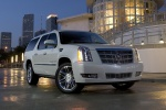 Picture of 2010 Cadillac Escalade ESV in White Diamond Tricoat