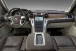 Picture of 2010 Cadillac Escalade ESV Cockpit in Cocoa