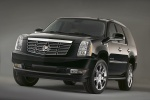 2011 Cadillac Escalade in Black Raven - Static Front Left View
