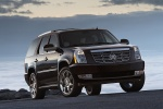 2011 Cadillac Escalade in Black Raven - Static Front Right View