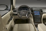 Picture of 2011 Cadillac Escalade Cockpit in Cashmere