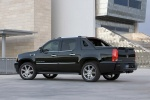 2011 Cadillac Escalade EXT in Black Raven - Static Rear Left Three-quarter View