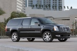 2011 Cadillac Escalade ESV in Black Raven - Static Front Right Three-quarter View