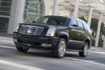 2011 Cadillac Escalade ESV in Black Raven - Driving Front Left Three-quarter View