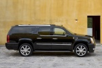 2011 Cadillac Escalade ESV in Black Raven - Static Side View