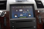 Picture of 2011 Cadillac Escalade Hybrid Dashboard Screen