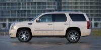 2011 Cadillac Escalade Pictures