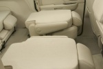 Picture of 2012 Cadillac Escalade Rear Seats in Cashmere