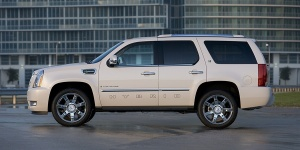 2012 Cadillac Escalade Reviews / Specs / Pictures / Prices
