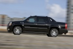 2013 Cadillac Escalade EXT in Black Raven - Driving Side View