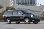 2013 Cadillac Escalade ESV in Black Raven - Static Front Right Three-quarter View