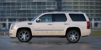 2013 Cadillac Escalade Pictures