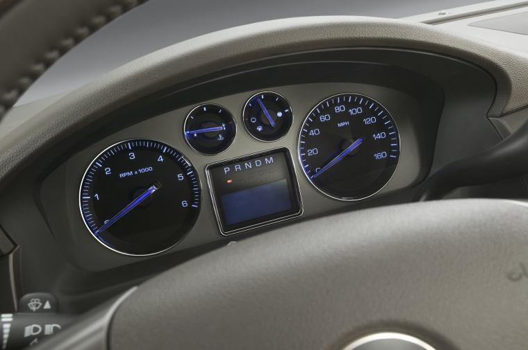 2014 Cadillac Escalade Gauges Picture