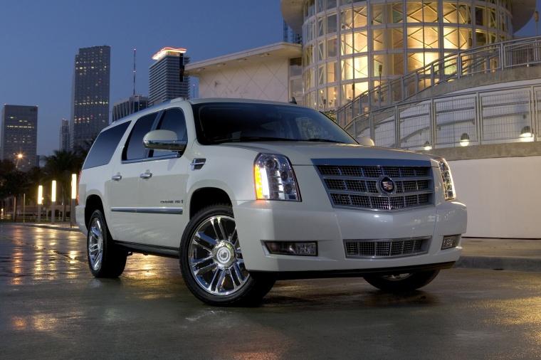 2014 Cadillac Escalade ESV Picture