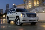Picture of 2014 Cadillac Escalade ESV in White Diamond Tricoat