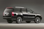 2014 Cadillac Escalade in Black Raven - Static Rear Right Three-quarter View