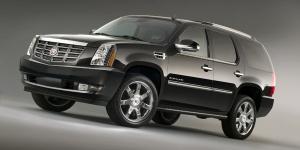 Research the 2014 Cadillac Escalade