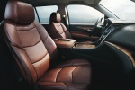 Picture of 2015 Cadillac Escalade Front Seats