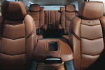 Picture of 2015 Cadillac Escalade Rear Seats