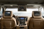Picture of 2015 Cadillac Escalade Premium Rear Seat Entertainment