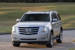 Picture of 2015 Cadillac Escalade in Radiant Silver Metallic