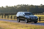 2015 Cadillac Escalade in Black Raven - Static Front Right View