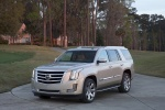 Picture of 2015 Cadillac Escalade in Silver Coast Metallic