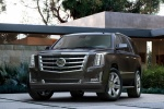 2015 Cadillac Escalade in Black Raven - Static Front Left View