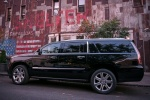 2015 Cadillac Escalade ESV in Black Raven - Static Side View