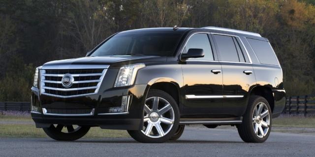 Research the 2015 Cadillac Escalade