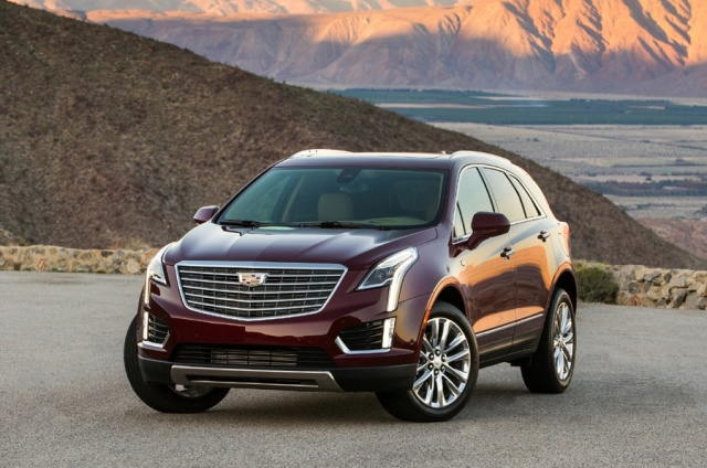 2017 Cadillac  XT5 Picture
