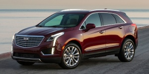 2018 Cadillac XT5 Reviews / Specs / Pictures / Prices