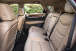 Picture of a 2019 Cadillac XT5 AWD's Rear Seats