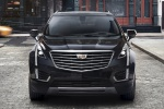 Picture of a 2019 Cadillac XT5 AWD in Dark Granite Metallic from a frontal perspective