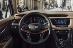 Picture of a 2019 Cadillac XT5 AWD's Cockpit