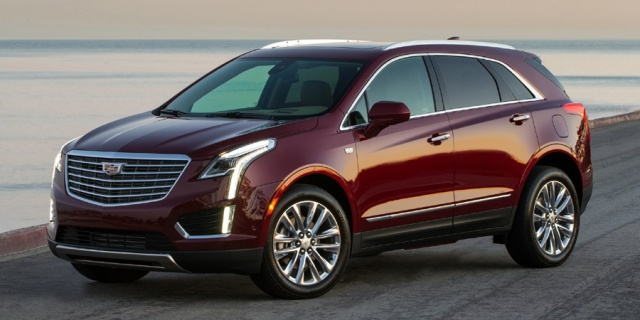 2019 Cadillac XT5 Pictures
