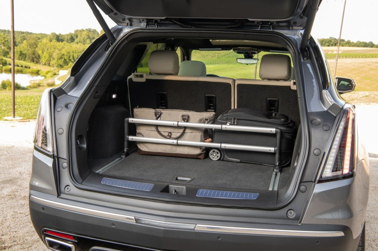 Picture of a 2020 Cadillac XT5 Sport AWD's Trunk