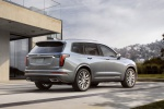 2020 Cadillac XT6 Sport AWD in Radiant Silver Metallic - Static Rear Right Three-quarter View