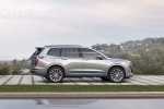 2020 Cadillac XT6 Sport AWD in Radiant Silver Metallic - Static Side View