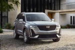 2020 Cadillac XT6 Sport AWD in Radiant Silver Metallic - Static Front Right View